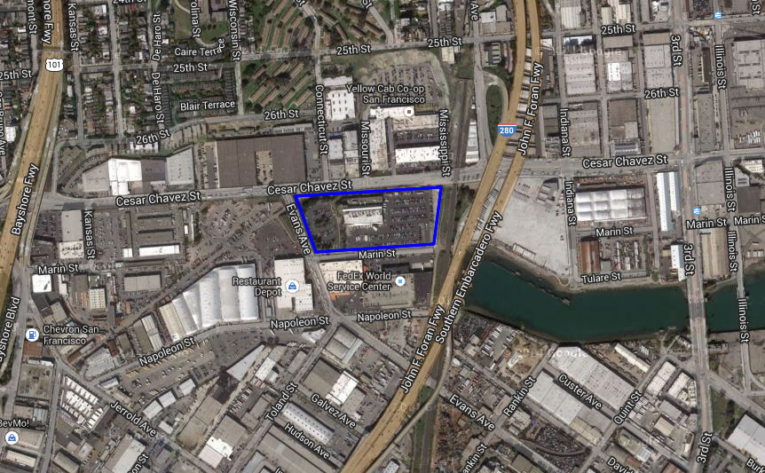 "Home Depot's Bayview Plans ""On Hold,"" 8 Acres Up For Grabs?"
