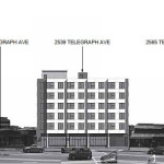 "Designs For Six-Story ""Student-Oriented"" Development In Berkeley"