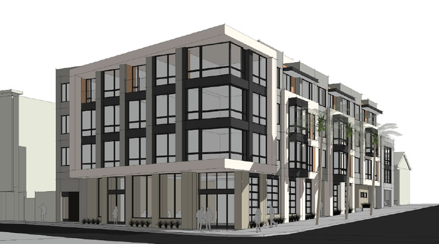 270 Brighton Avenue Rendering