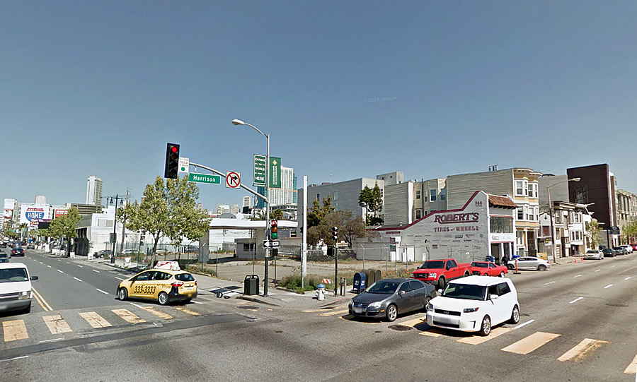 Another Team Looking to Flip an Approved Development Site in SF