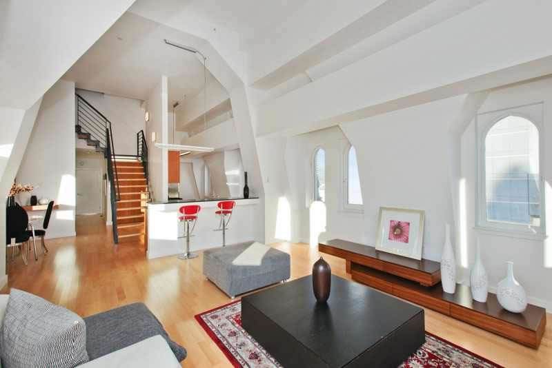 Cathedral Building Penthouse