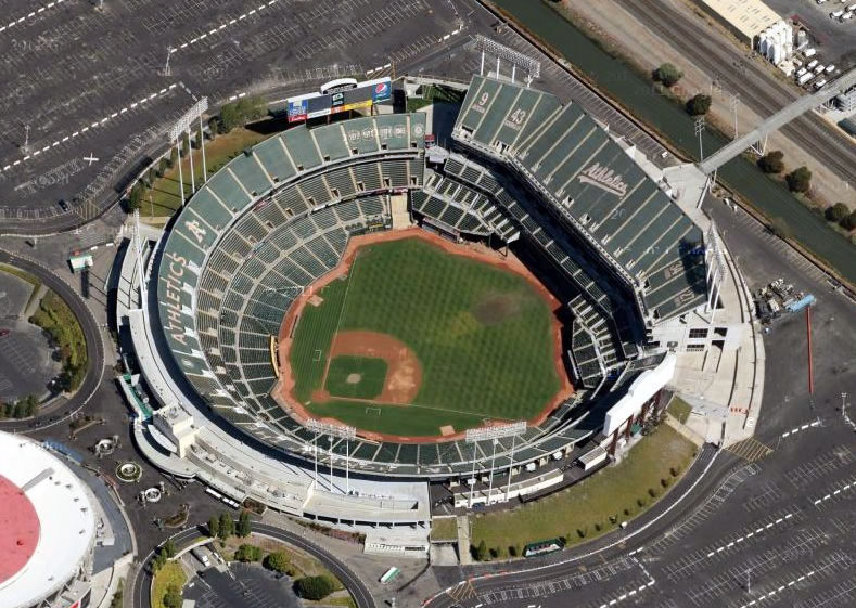 Oakland A's Lease Extended To 2024 Amid Threat Of Move