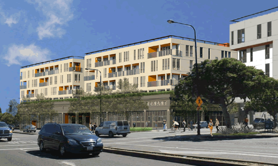 Approved East Bay Parker Place Development Seeks More Parking