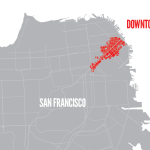The State Of San Francisco's Downtown