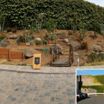 Burrows Street Pocket Park Project And Precedent For Improvement