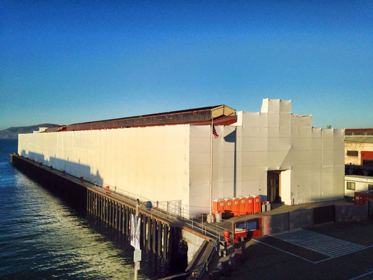 Fort Mason Pier 2 Renovation