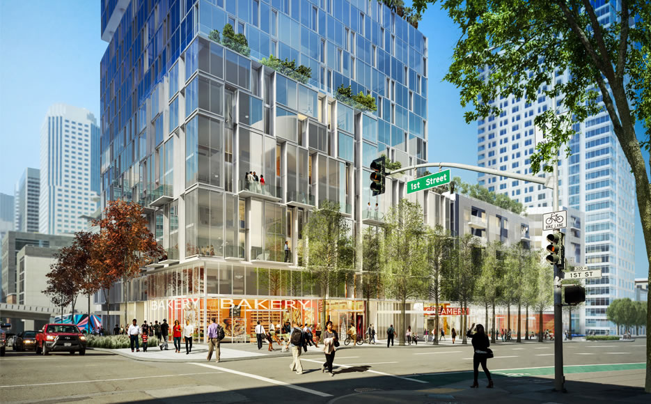 Still No Full-Service Grocery in Sight for Transbay Block 8