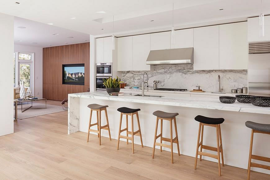 16 Spruce Street Kitchen