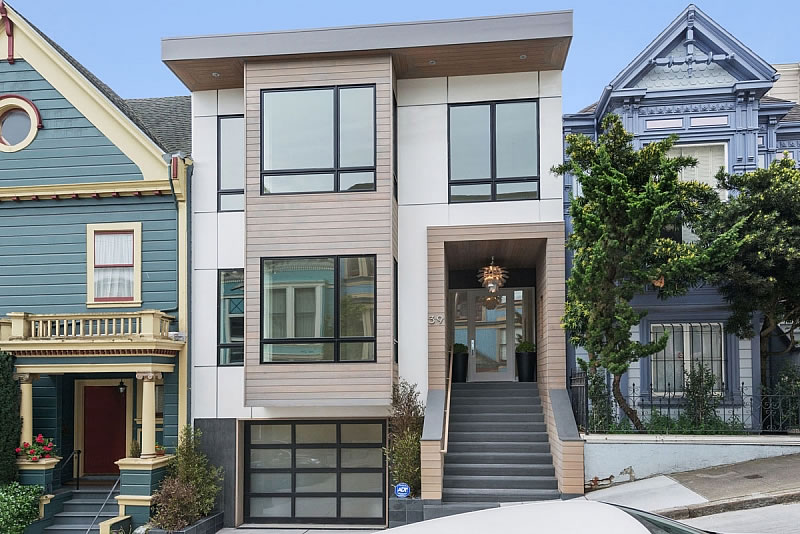 """Hayes Valley"" Home Joins The Million Dollar Price Cut Club"