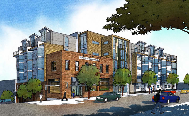 Redesigned Dogpatch Development Slated For Approval