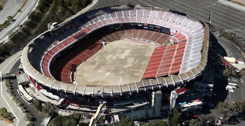 Permit To Raze Candlestick Issued, But Without An Implosion