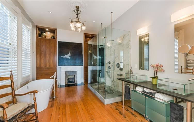 Contemporary Fixtures With Victorian Charm?