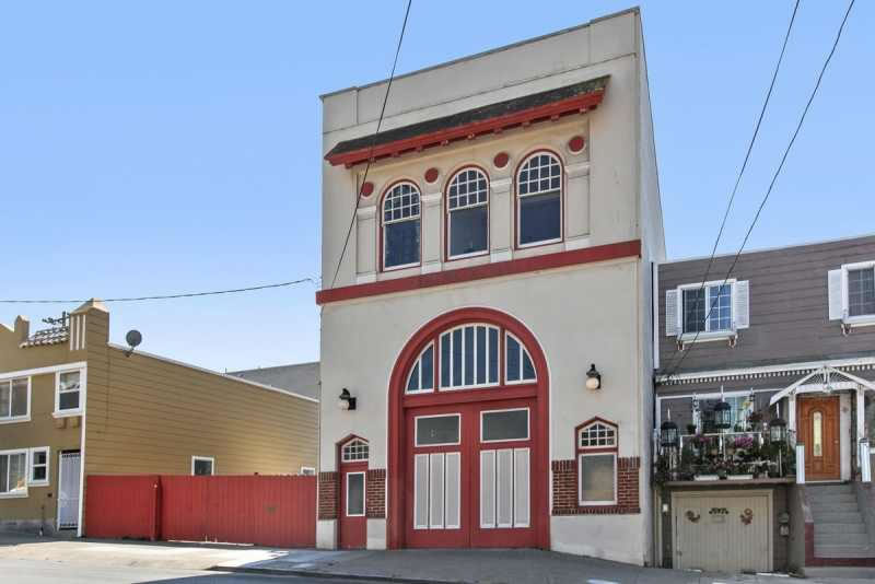 Princess Diaries Firehouse Sells For $1.85 Million