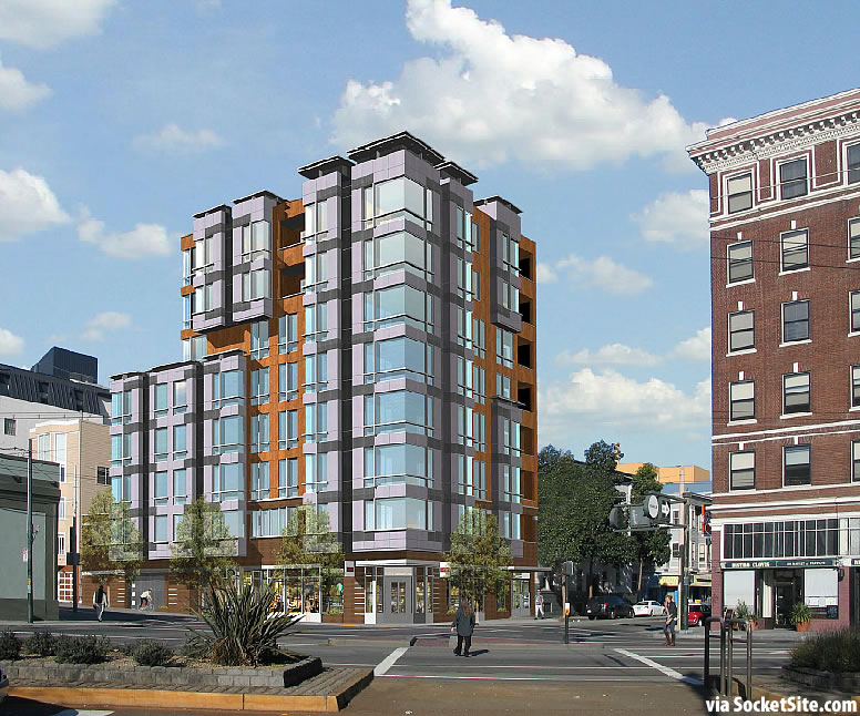Franklin And Page Development Plan Dusted Off, Parking Nixed