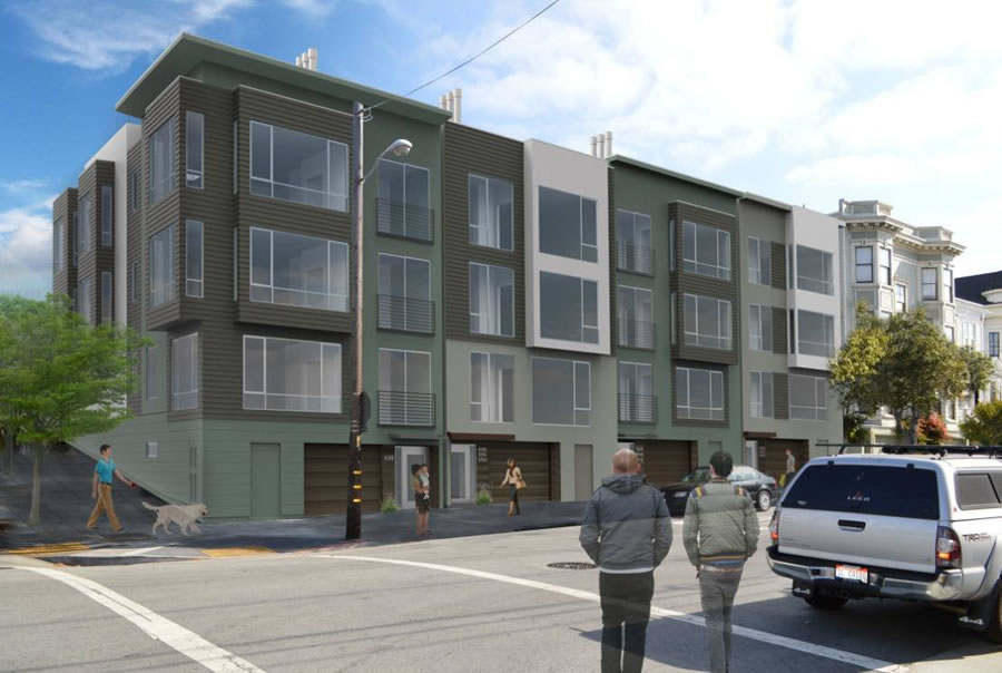 Design And Challenges For An Unexceptional Lower Haight Project