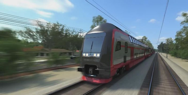 Electric Caltrain