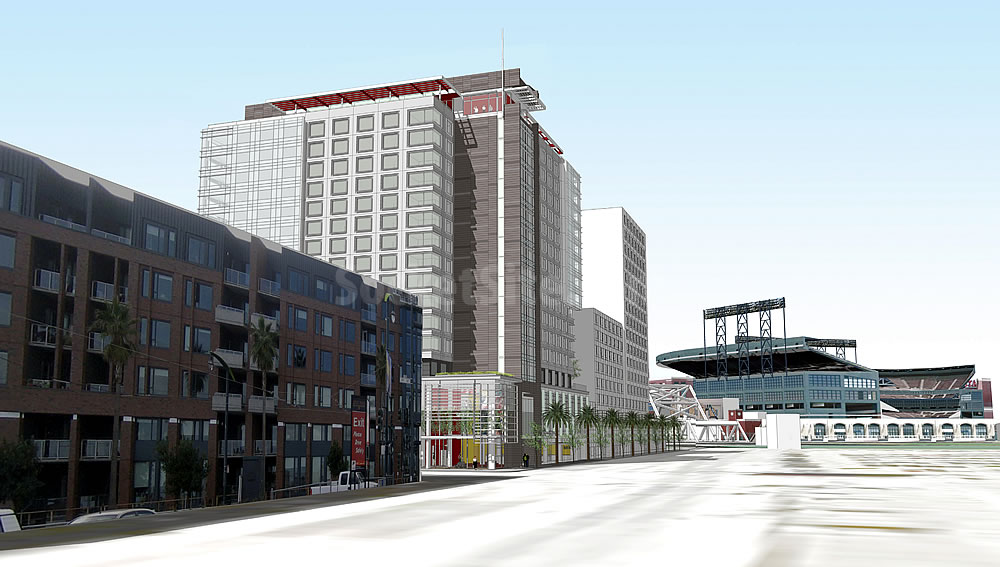 New Designs And Timing For Mission Bay Hotel