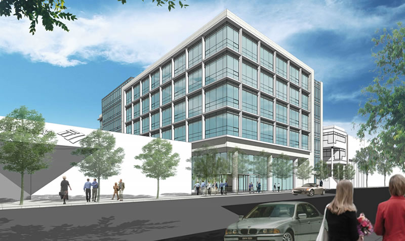 Pinterest Signs Pre-Lease For Entire SoMa Development