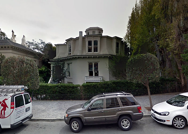 Rent An Octagonal San Francisco Landmark For $10K A Month