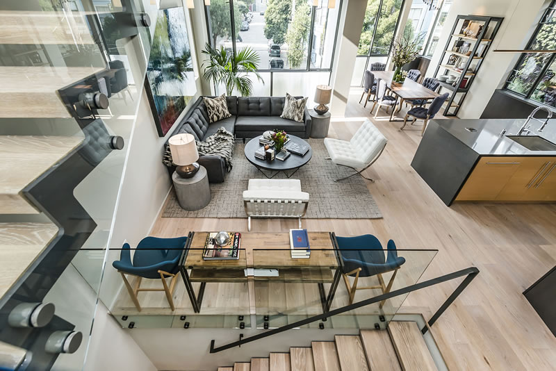 socketsite modern mission district condo fetches 1 300 per foot. Black Bedroom Furniture Sets. Home Design Ideas