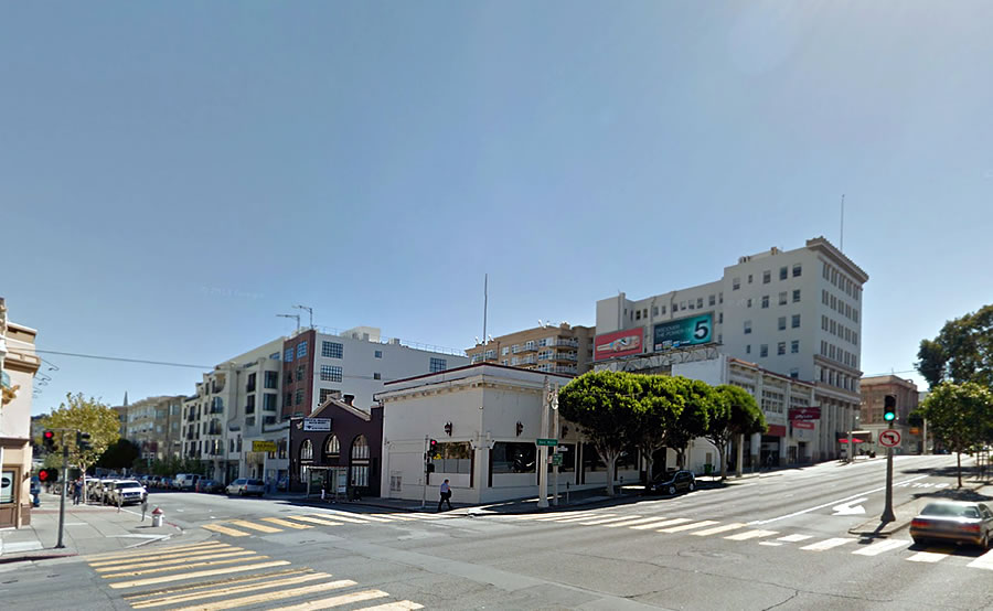 Big Plans For A Cursed Nob Hill / Van Ness Corridor Corner