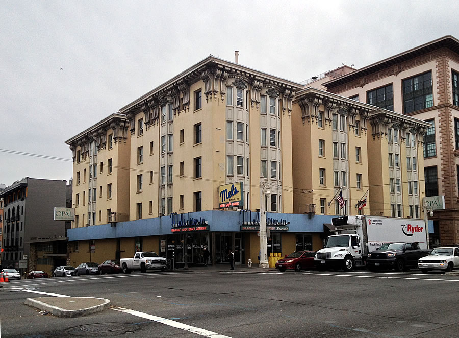 Van Ness Corridor Rising: Planning For Another Tower