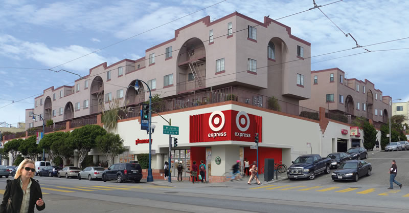 Renderings And FAQs For Target's Ocean Avenue Express