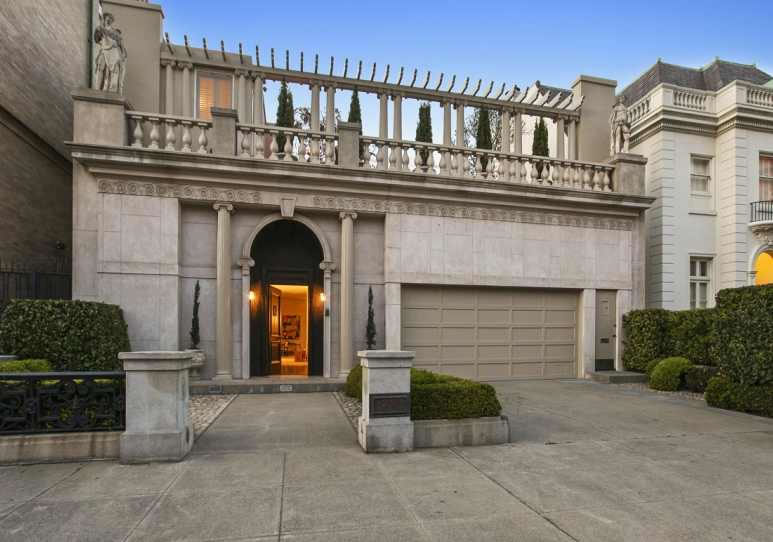 Former Pacific Heights Bachelor Pad Fetches $11.5M