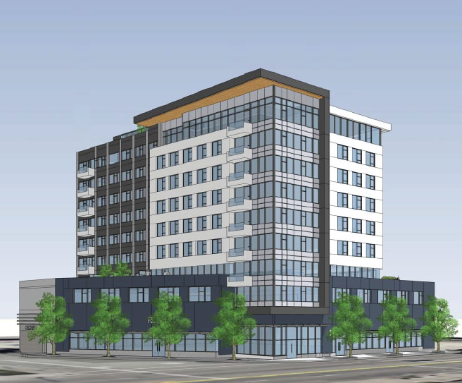 2150 Telegraph Avenue Rendering