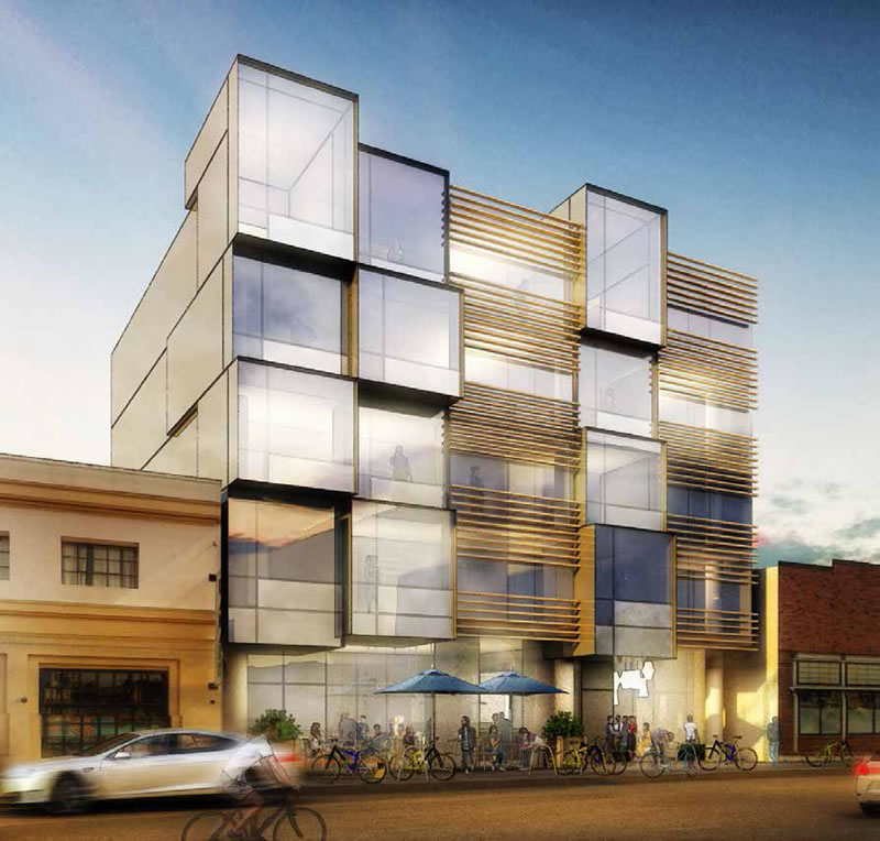 San Francisco Light Industrial Zoning: Modern Condos To Replace Western SoMa