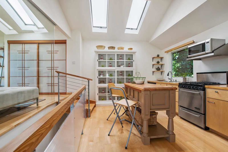 Remarkable Socketsite Small House With Big Style In Corona Heights Largest Home Design Picture Inspirations Pitcheantrous