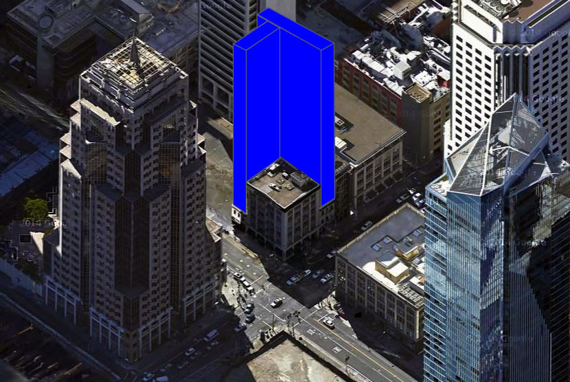 Slender Building Could Block SF's Penultimate Tower Views