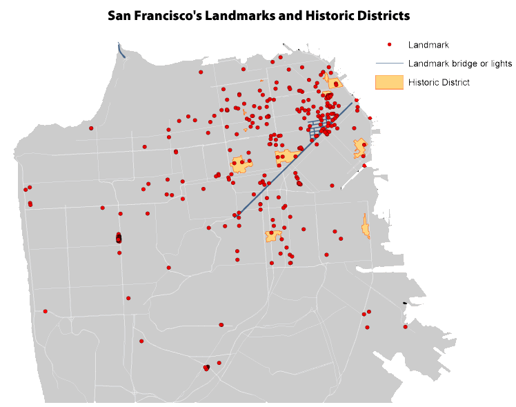 Now Seeking Nominations For New San Francisco Landmarks
