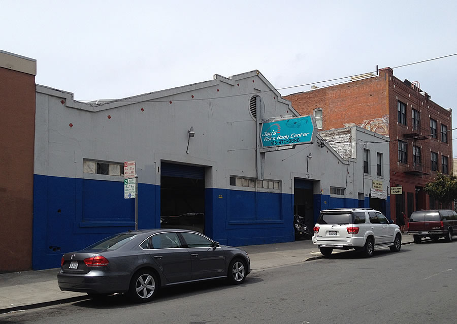 Plans to Raze Mission District Garage for Housing and Retail to Rise