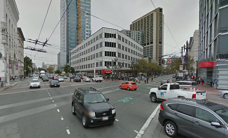 Plans for 520-Foot Tower at Van Ness and Market Have Been Drawn