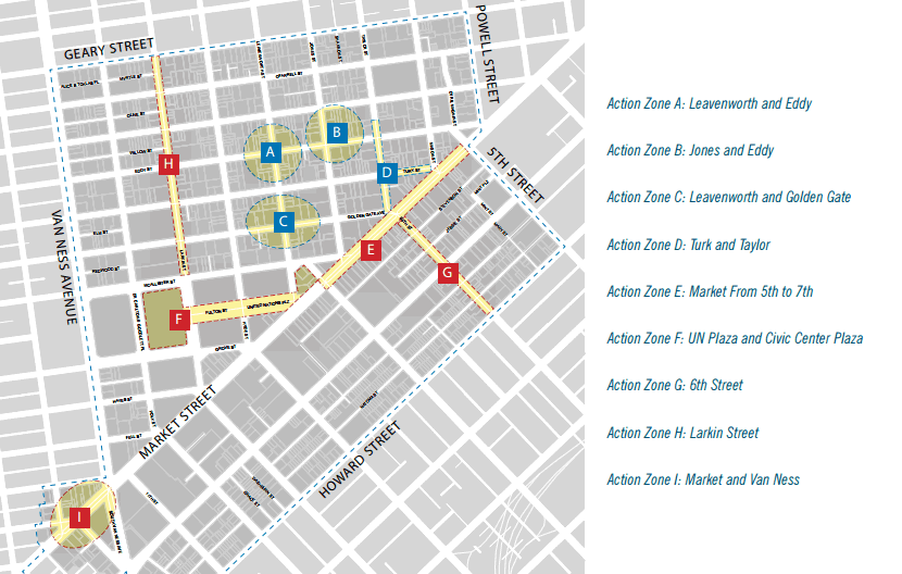 Game Changers For The Tenderloin, Central Market And Sixth Street