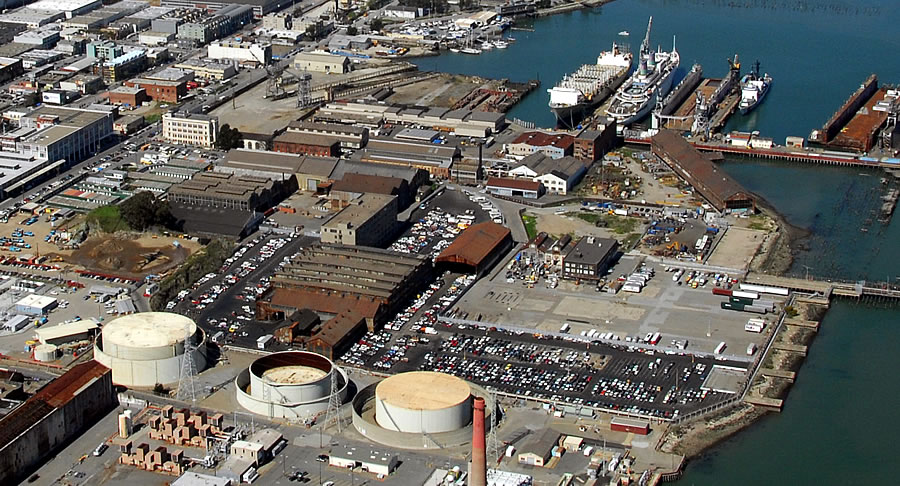 New Numbers and Timing for the Massive Pier 70 Project