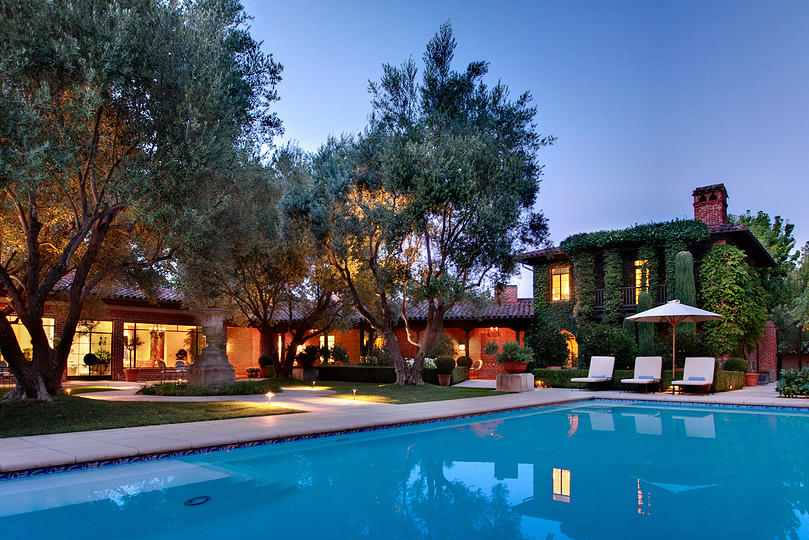 Seeking $22.5M in 2006, Wine Country Villa Sells for $11M Today