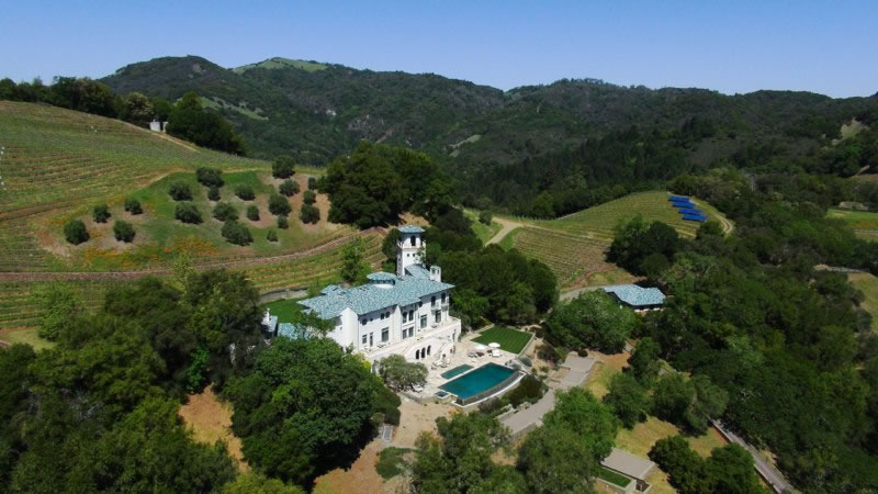 Robin Williams Houses socketsite™ | robin williams' wine country estate sells for $18.1