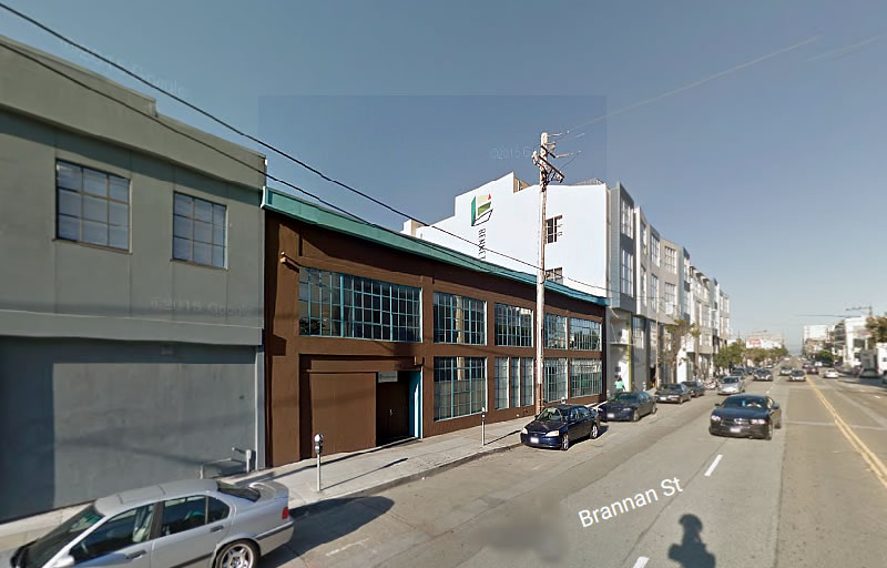 Central SoMa Rising: 13-Stories Across From The Bay Club