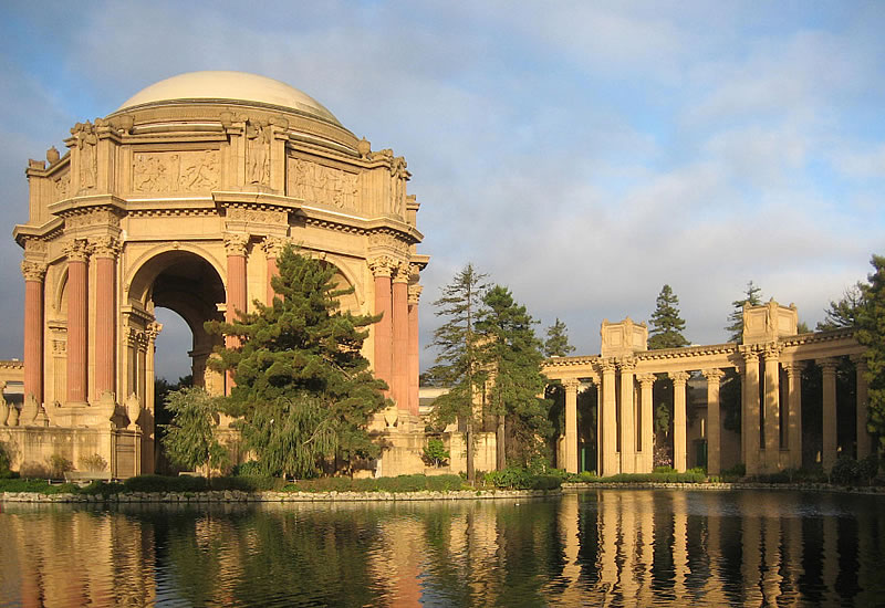 Seven Proposals For SF's Iconic Palace Of Fine Arts
