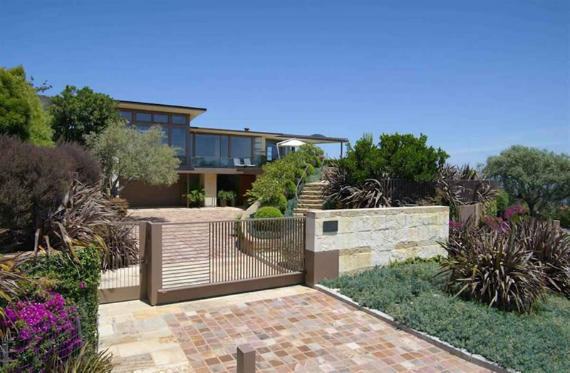 Contemporary Living In Tiburon For $11.95M