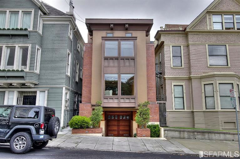 Twice The Price After Two Years In Pac Heights (Again)