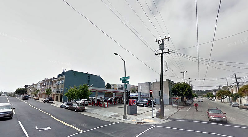 The Next SF Gas Station To Fall (And Buildings To Rise)