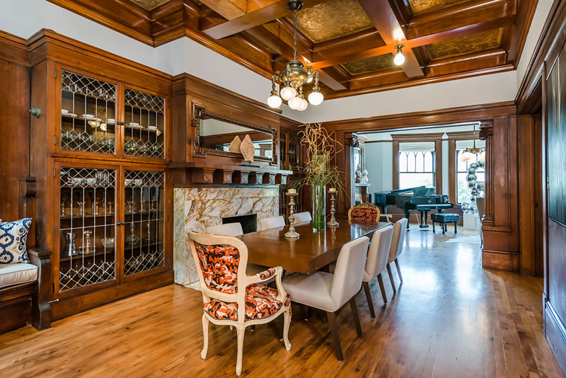 Eclectic Ashbury Heights Mansion On The Market For $4.5M