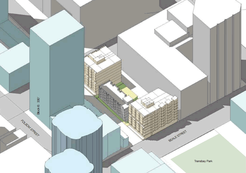 The Budget And Renderings For 120 Affordable Transbay Units