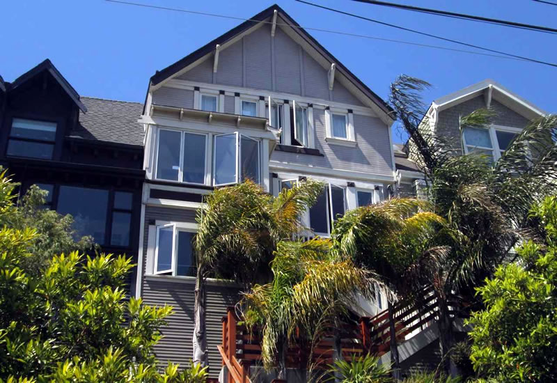 Redone In 2008 And Foreclosed Upon In Noe Valley Yesterday