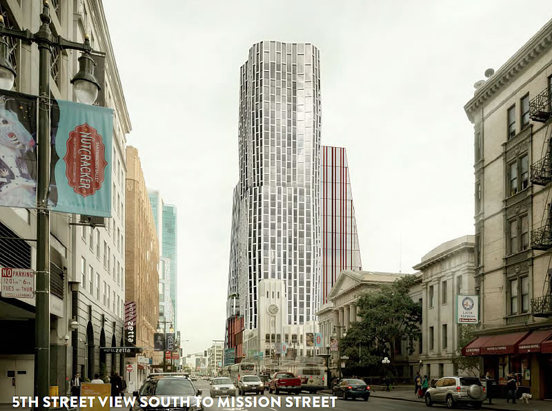 Massive SoMa Development Approved By Planning
