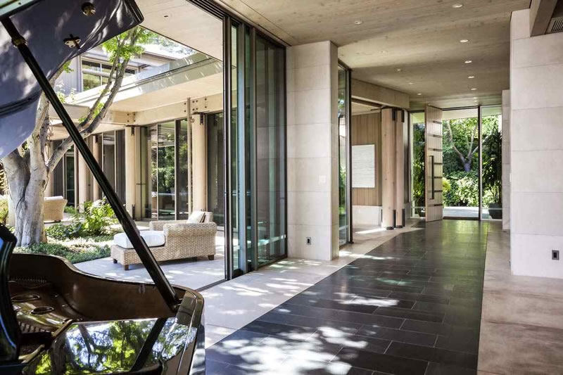 A Modern Atherton Estate Inspired By A Japanese Palace