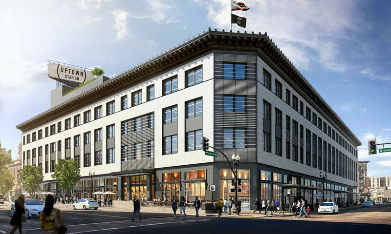 Uber Paid $123.5 Million For Uptown Oakland HQ